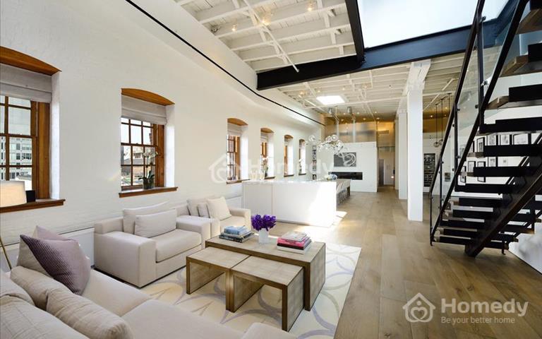 Bán căn Duplex thông tầng cực đẹp tại khu Trung Sơn, 147m2 view Phú Mỹ Hưng, chiết khấu ngay 5%
