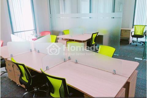 Cho thuê chỗ ngồi làm việc tiết kiệm chi phí, tiện ích