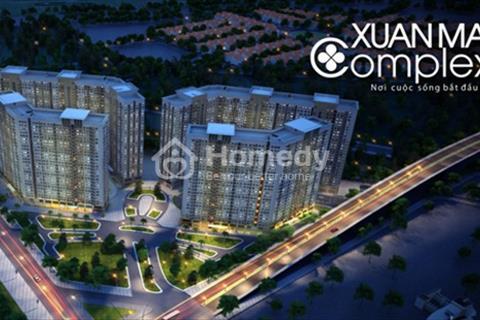 Hot! Tháng 11 nhận nhà tại Xuân Mai Complex có bể bơi, 66m2, giá 1,08 tỷ có nội thất lãi suất 0%