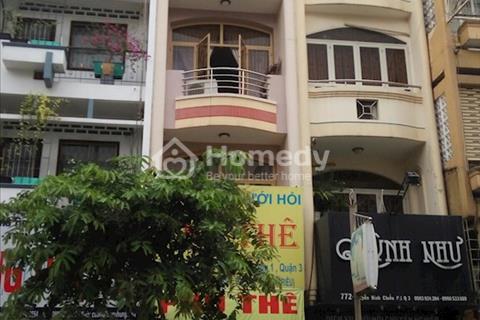 Bán nhà mặt tiền Nguyễn Trãi, khu kinh doanh thời trang, 4x16m, 5 tầng, 22,5 tỷ