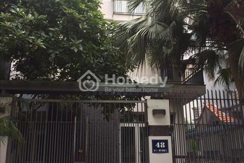 Cho thuê nhà 90m2 x 5 tầng KĐT Mỗ Lao, Hà Đông, thang máy, sàn thông