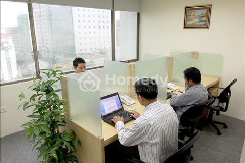 Cho thuê sàn văn phòng phố Trần Đại Nghĩa, Hai Bà Trưng đủ dịch vụ