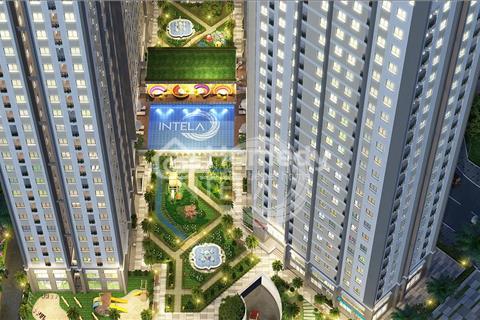 Căn hộ Sài Gòn Intela đại lộ Nguyễn Văn Linh, giá 990tr/căn 2pn, 2WC (đã VAT)