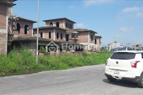 Bán biệt thự đơn lập khu Đô Thị Nam An Khánh Hoài Đức Hà Nội 300m-650m2 giá rẻ