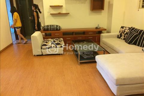 Cho thuê chung cư 60B Nguyễn Huy Tưởng, đủ đồ, nhà mới hoàn toàn
