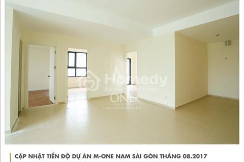 Căn hộ M-One Gò Vấp, chỉ 20 căn suất nội bộ, 28tr/m2 vị trí ngay Phạm Văn Đồng