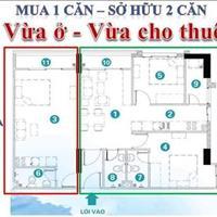 Bán căn 3 phòng ngủ Soho Premier, Xô Viết Nghệ Tĩnh, 94m2, tầng cao, giá 2 tỷ 800 triệu ( VAT )