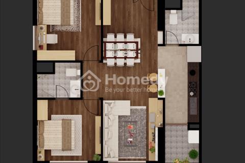 Nhượng bán căn hộ chung cư Việt Đức Complex bàn giao cơ bản với giá cực kì ưu đãi