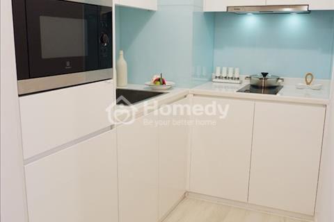 Bán căn hộ Gold Coast - Nha Trang Center 2, dt 51 m2, giá 1,8 tỷ, nội thất cao cấp