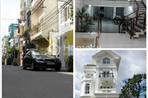 Biệt thự mini Hoàng Hoa Thám, Quận Phú Nhuận, Đường xe hơi, 38 m2, giá 4,9 tỷ