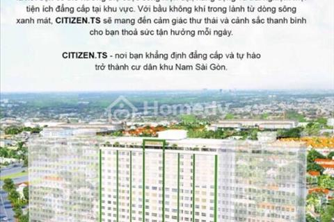 Mở bán 11 căn hộ Penhouse - Duplex có sân vườn Tầng 14-15 dự án Citizen . Nhận nhà ở ngay
