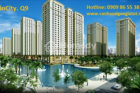 Căn hộ VinCity quận 9, quần thể khu đô thị hoàn chỉnh Đông Sài Gòn, giá từ 700 triệu/căn - 36m2