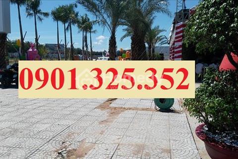 Ngân hàng cần thanh lý gấp 4 lô đất giá rẻ ngay mặt tiền quốc lộ 1A, xây dựng tự do, giá 8 triệu/m2
