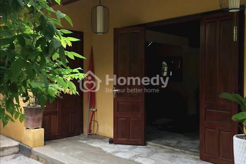 Cần tiền bán căn homestay tại phố cổ Hội An cách chùa cầu 150 m, diện tích 218 m2, giá 12,8 tỷ