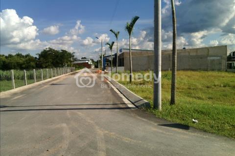 Đất nền Chợ Chiều cách cầu Xáng Bình Chánh 2km,cách mặt tiền 100m,SHR
