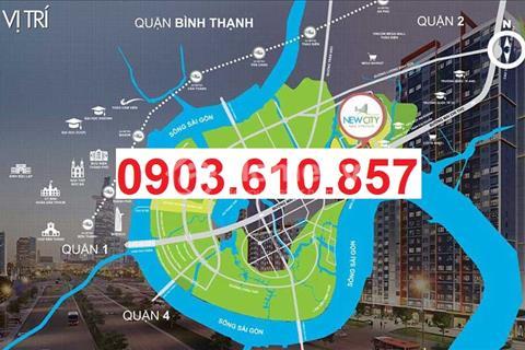 CHCC New City Chính Thức Mở Bán 12/10 Nhận Booking Từ Bây Giờ