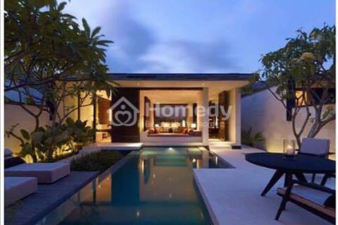 Xuất ngoại bán gấp biệt thự Nam Hội An view biển FULL nội thất, đang cho thuê 200tr/tháng giá 6 tỷ