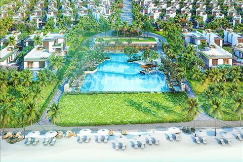Bán căn góc Cam Ranh Mystery Villas DT 360m2 ngay mặt tiền đường lớn hướng biển, Giảm ngay 2,9 tỷ