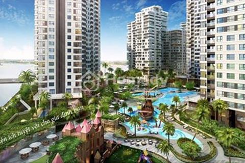 Sang nhượng căn 1 phòng ngủ Đảo Kim Cương, 52m2 lầu đẹp view hồ bơi + sông, 2.57 tỷ ( đã VAT)