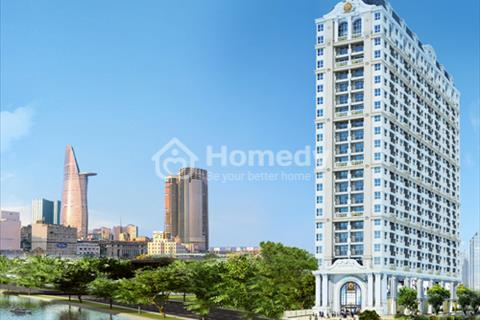 Grand Riverside mặt tiền Bến Vân Đồn view quận 1 giá từ 2,9 tỷ view đẹp, đầu tư cho thuê 800$/tháng