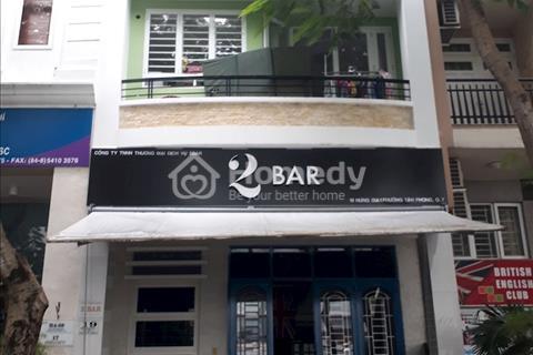 Cần cho thuê khách sạn khu Hưng Gia Hưng Phước, Phú Mỹ Hưng, Quận 7.