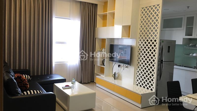 Cho thuê căn hộ 2 phòng ngủ Sunrise City, nội thất cao cấp, giá tốt nhất thị trường. - 1