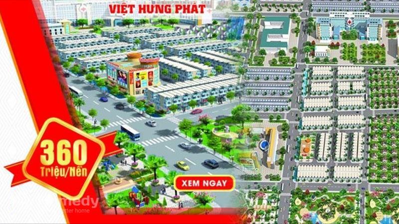 Dự án Khu đô thị Boulevard City Đồng Nai - ảnh giới thiệu