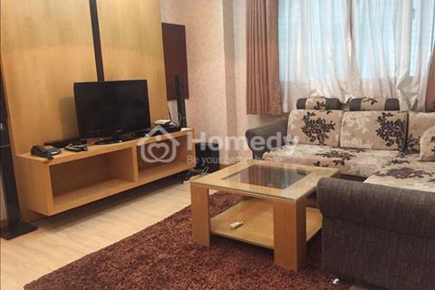 Cho thuê căn hộ đường phạm ngũ lão, quận 1, dt 110m2 - 2pn full nội thất đẹp, tầng cao 1100usd/th