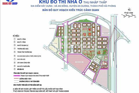 Cơ hội sở hữu shophouse 3 tầng, mặt đường 36m chỉ với giá 330 triệu tại Pruksa Town Hoàng Huy