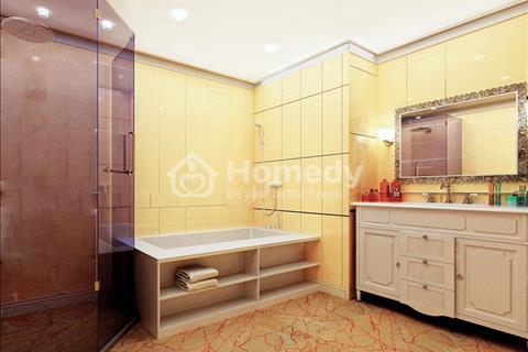 Căn hộ 4F Nam Trung Yên, 65m2, 1 phòng ngủ, đồ cơ bản, giá 7,5 triệu.