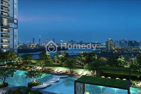 Cần bán căn hộ 2pn tại dự án Feliz En Vista, căn hộ được thiết kế song lập thoáng mát.