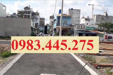 Tôi chuyển công tác nên cần thanh lý lại lô nền đẹp 60m2, đường Nguyễn Sỹ Sách,Q. Tân Bình,HCM