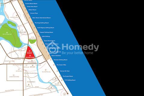 11/2017 Mở bán phân khu thương mại nghỉ dưỡng KĐT Đà Nẵng Pearl - Phố ngọc ven sông Nam Đà Nẵng