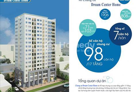 Bán căn hộ 3 phòng ngủ 100m2 trung tâm quận Thanh Xuân - Hỗ trợ lãi suất 0% trong 12 tháng