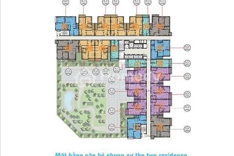 Chung cư Gamuda The Two Residence, đóng 50% nhận nhà, trả chậm 36 tháng, lãi suất 0%