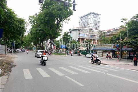 Bán gấp mặt phố Tôn Đức Thắng, Quận Đống Đa 160m, Mt 10m, lô góc.