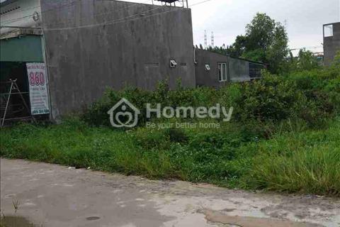 265 m2 đất mặt hẻm xe hơi 12m Long Thới Nhà Bè, Đất thổ cư hẻm chính Nguyễn Văn Tạo giá rẻ