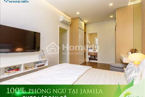 Cần tiền bán gấp Jamila Khang Điền, thanh toán trước 10%, tháng 12 thanh toán tiếp.