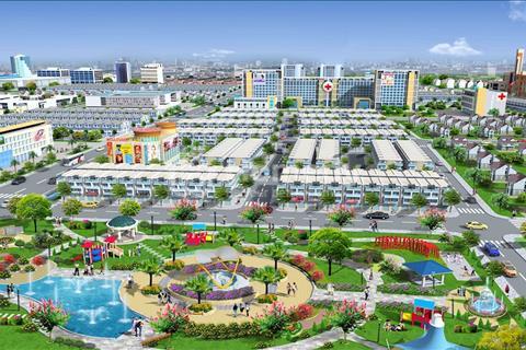 """""""HOT """" Công bố mở bán khu đô thị thương mại Thành Phố Mới Biên Hòa, chỉ từ 450 triệu/ nền. CK 5-10%"""