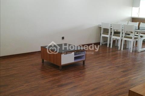 Cho thuê căn hộ chung cư Golden Land 94m2 thiết kế 2 ngủ, nội thất đầy đủ giá 12tr/tháng