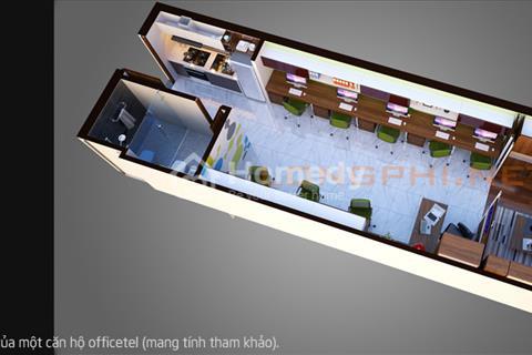 Bán căn hộ văn phòng giá chỉ từ 1,7 tỷ mặt tiền An Dương Vương