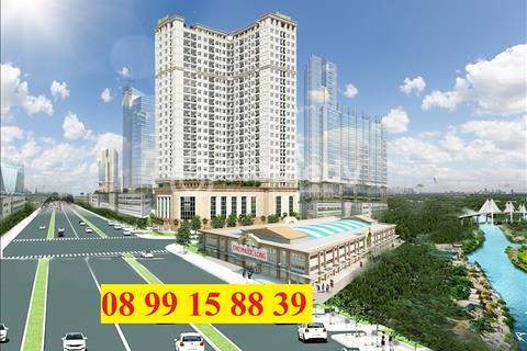Sở hữu căn hộ Saigon South Plaza mặt tiền Nguyễn Lương Bằng quận 7, chỉ từ 300 triệu, chiết khấu 9%