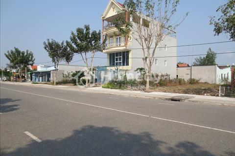 Đất thổ cư 100%,85m2 và nhà 1 trệt 1 lầu KDC An Phú Đông, Quận 12.