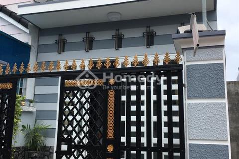 Bán nhà mới xây, 4x18,5 m, thổ cư, sổ hồng, hẻm 132 Nguyễn Văn Cừ nối dài, An Khánh, Ninh Kiều