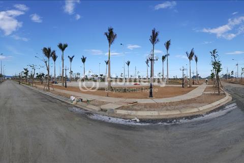 Cần bán đất Nam Hòa Xuân lô góc 243m2 điện âm phía tay trái, sát cầu Trung Lương giá 3.5 tỷ
