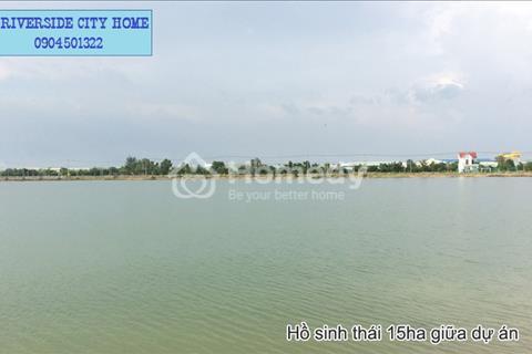 Đợt mở bán đầu tư An Hạ Riverside mở 10 nền view hồ sinh thái giá 9 triệu/m2