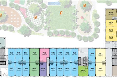 Nhà phố kinh doanh dự án 9 View gần trường Cao Đẳng Công Thương