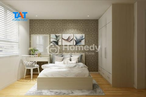 Cho thuê căn hộ Sala Sarami Quận 2, 2 phòng ngủ, đầy đủ nội thất, nhà đẹp