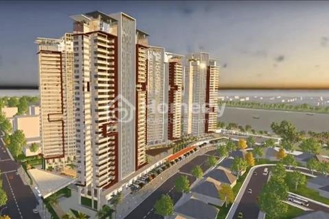 Mở bán căn hộ ven sông SG cuối cùng tại Thạnh Mỹ Lợi, canh đảo Kim Cương, giá 45tr/m2 của Mapletree