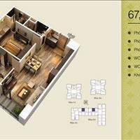 Chính chủ cần bán gấp căn chung cư tại Home City, 67,36m2 tòa V3